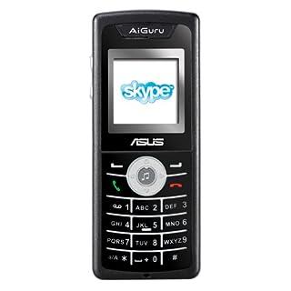 ASUS AiGuru S2 Wireless-G Skype Phone w/Windows Sideshow, Windows Media Player & iTunes Support