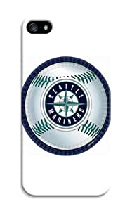 2015 CustomizedIphone 6 Plus Protective Case,Best Love Baseball Iphone 6 Plus Case/Seattle Mariners Designed Iphone 6 Plus Hard Case/Mlb Hard Case Cover Skin for Iphone 6 Plus