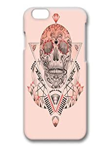 iphone 6 case,Fashion Style Colorful 3D Printing Cover PC Case for iPhone 6 4.7,provides maximum protection for iPhone 6,rustedskull