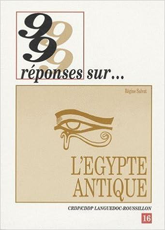 Livres gratuits en ligne L'Egypte antique epub, pdf