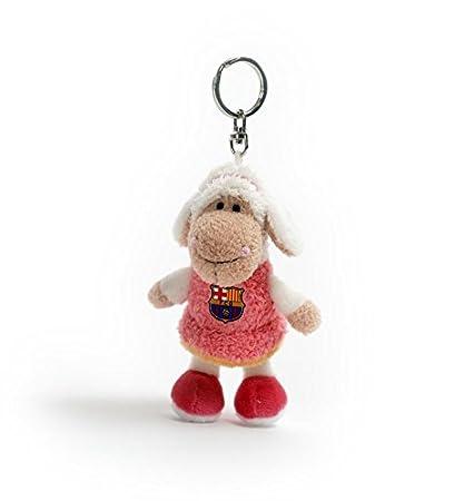FCB FC Barcelona - Llavero Bean Bag ovejita, 10 cm (NICI ...