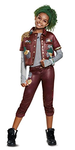 Disguise Eliza Zombie Classic Child Costume, Red, Large/(10-12) -