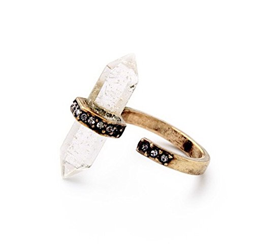 Ring Deco Crystal (LilahV Crystal pave deco ring)