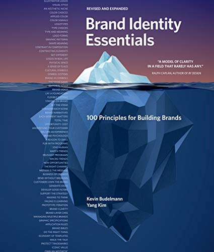 - Brand Identity Essentials, Revised and Expanded:100 Principles for Building Brands (Essential Design Handbooks)