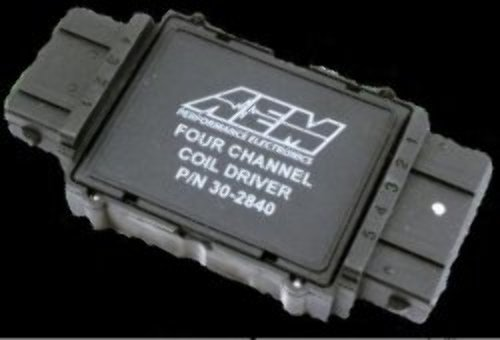 - AEM Electronics 30-2840 4-CHANNEL COIL DRIVER