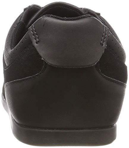 blk 2 318 Lacoste 02h Nero Donna Sneakers Rey Caw blk 8Swpq
