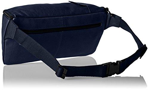 Piquadro Navy Hombre Bolso de Blu Pulse hombro Blu rrp7w