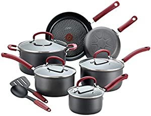 T-fal Ultimate Hard Anodized Nonstick Cookware