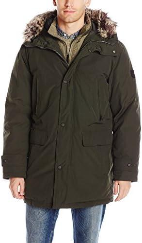 LONDON FOG 伦敦雾 男式保暖棉服夹克外套 S码1.1折$42.65 海淘转运到手约¥363