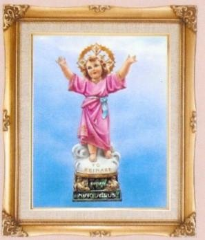Divine Child Framed Art by Discount Catholic Store