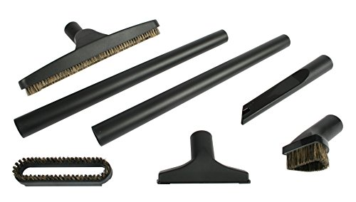 Cen-Tec Systems 91409 7 Piece Vacuum Accessory Set with Plastic Wands