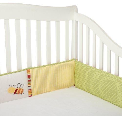 CoCo & Company Baby Farm Crib Bumper