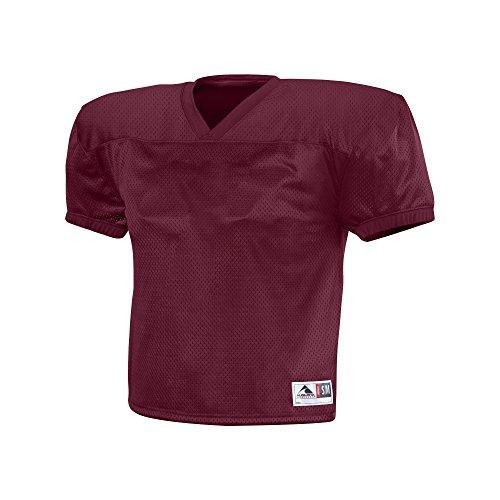 Augusta Sportswear AG9505 Men's Dash Practice Jersey, Large/X-Large, Maroon