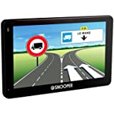 Snooper PL 2200 Truckmate GPS Eléments Dédiés à la Navigation Embarquée Europe Fixe, 16:9