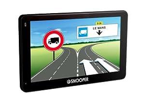 Snooper PL 2200 Truckmate - Navegador GPS (16:9) [Importado de Francia]