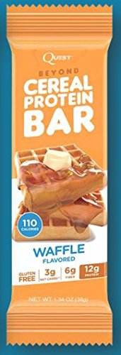 Quest Nutrition BEYOND CEREAL Bars 15 Bars 110 Calories 12 G Protein0736024512464 (Variety)