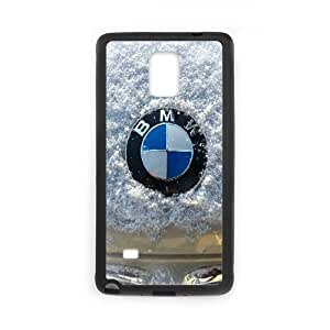 BMW Samsung Galaxy Note 4 Cell Phone Case Black AMS0677191