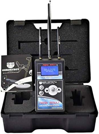GER Detect Fresh Result-1 Underground Water Locator, Long Range Deep Water Detector, Ground Water Finder Machine, High End Underground Water Detector Machine