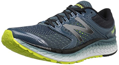 NEW BALANCE 1080 - M1080GY7 - SCARPA RUNNING UOMO - Col. Typhoon with Hi-Lite (42,5)