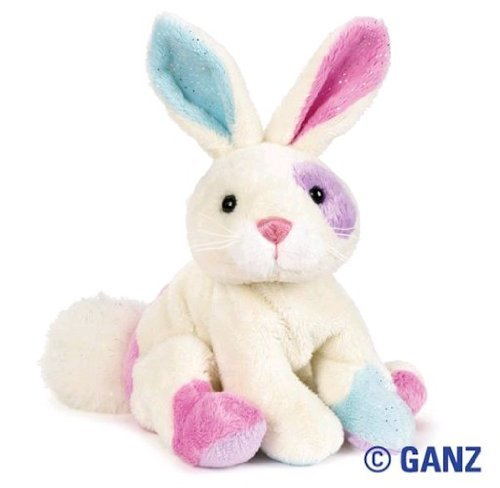Webkinz Shimmer Bunny with Trading Cards by Webkinz