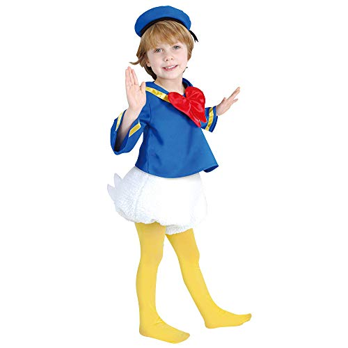 Disney Donald Duck Costume - Child Small Size Blue ()