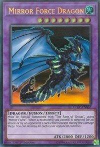 Yu-Gi-Oh! Mirror Force Dragon - LCKC-EN062 - Ultra Rare - 1st Edition - Legendary Collection Kaiba Mega Pack (1st Edition)