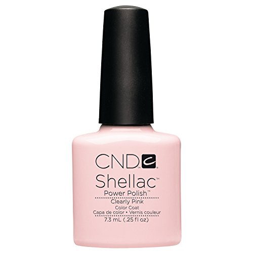 699107544908 upc cnd shellac vernis gel clearly pink 7 3 ml upc lookup. Black Bedroom Furniture Sets. Home Design Ideas