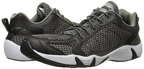 Pictures of RocSoc Men's M Water Shoes Black/Grey 13 M US 4