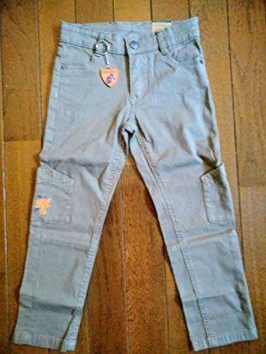 フランス Sergent Major 男の子用ズボン パンツ ボトムス カーキ 104cm (100cm~) 4歳用