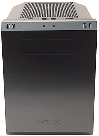 Antec P50 Cubo Negro - Caja de Ordenador (Cubo, PC, Negro, ATX,Micro ATX ,Mini-ITX, 13 cm, 30 cm): Amazon.es: Informática