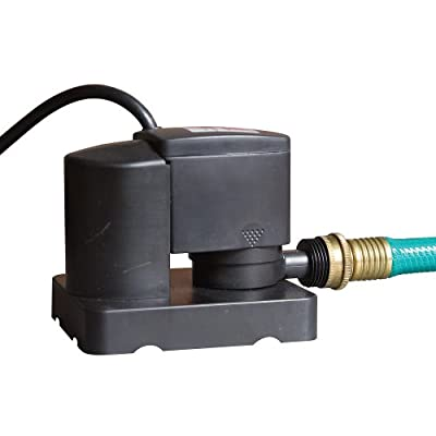 Blue Wave Dredger Jr. 350 GPH Above Ground Pool Winter Cover Pump - Auto On/Off