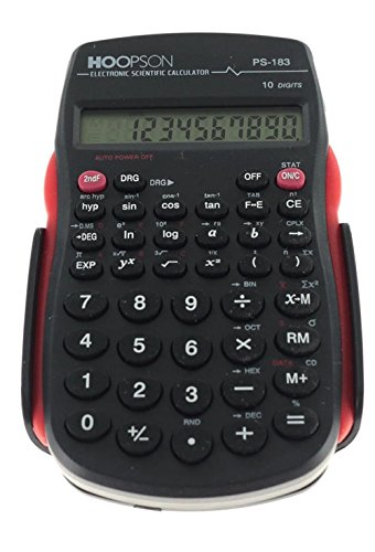 Calculadora Científica PS-183 Hoopson