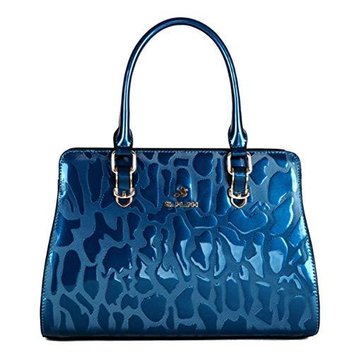 A Borsa Spalla Koon Blue Blu Donna L 5v6x1