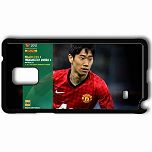 Personalized Samsung Note 4 Cell phone Case/Cover Skin 2013 creative shinji kagawa Black