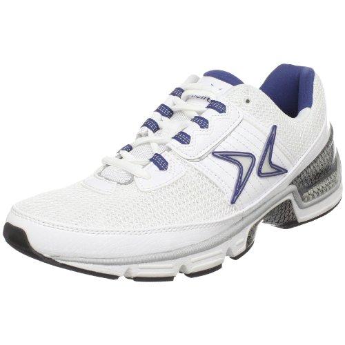 Aetrex Women's Xspress Fitness Runner Sneaker,White/Navy,6.5 M US ()