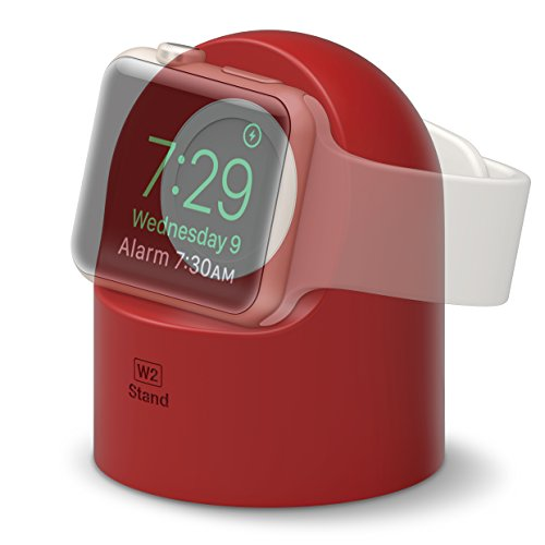 elago Stand Red Nightstand Scratch Free