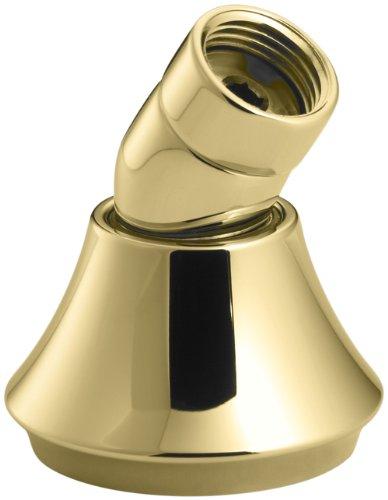 kohler-k-368-pb-deck-or-bath-mount-handshower-holder-with-hoses-vibrant-polished-brass