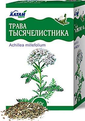 Herb Yarrow 50g/Altai Farm