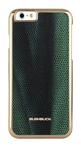 Bushbuck Etui en cuir pour iPhone 6s/iPhone 6 Vert
