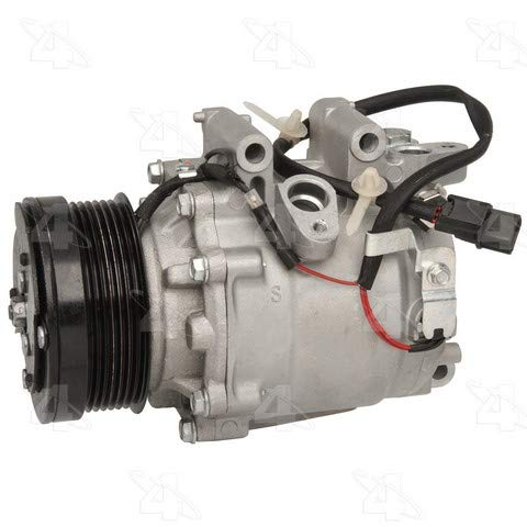 Four Seasons 98555 New A/C Compressor with ()