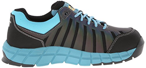 Chaussure De Travail Chromatique Comp Toe Caterpillar Womens, Bleu Maui, 5 M Us