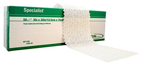 BSN 7392 Specialist Plaster Splints Extra Fast 5