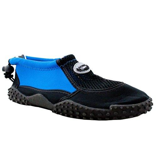 Women's Wave Black Pool Water The Exercise Aqua Shoes Blue Trends Beach Socks Yoga Light SNJ 5qWHn7Snx