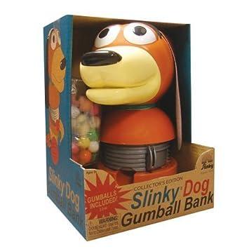SlinkyAmazon Slinky esJuguetes Y Juegos Bank By Poof Gumball Dog PkuOXiZ