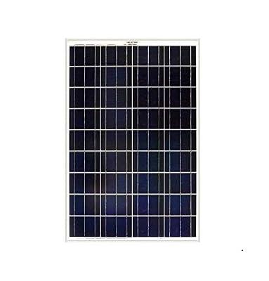 Grape Solar GS-STAR-100W Polycrystalline Solar Panel, 100-watt