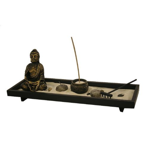 Asian Japanese Feng Shui Sand Zen Garden by Asian Home