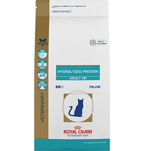 ROYAL CANIN Feline Hypoallergenic Hydrolyzed Protein Adult HP (7.7 lb)