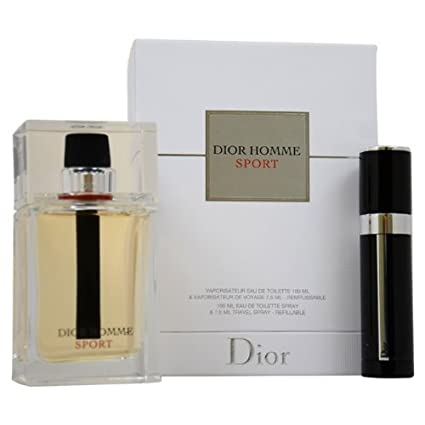 28ce4909fa0022 Buy Christian Dior Homme Sport 2 Piece Gift Set For Men Online at Low  Prices in India - Amazon.in