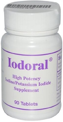 Optimox Iodoral 12,5 мг (90 таблеток)