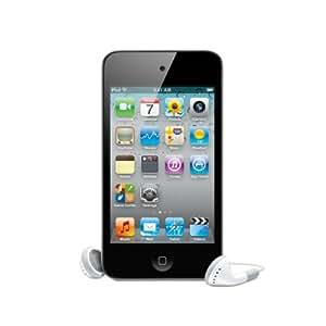 Apple iPod Touch (4. GEN) 32 GB - Negro [importado de Alemania]